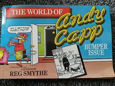 £5 • Buy The World Of Andy Capp Bumper Issue, 1985