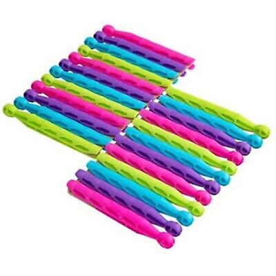£3.99 • Buy Plastic Pegs Dolly Washing Line Laundry Durable Strong Non Rusting Clothes