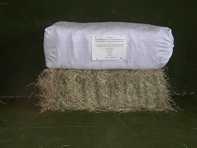 £22.50 • Buy Pet Bedding 17Kg Quailty Soft Sweet Meadow Hay Bale Rabbit Guinea Pig Delivered