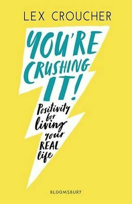AU20.25 • Buy NEW You're Crushing It By Lex Croucher Paperback Free Shipping