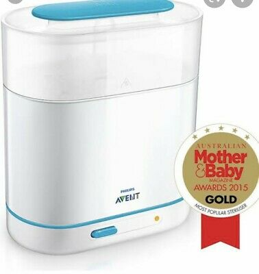 AU80 • Buy Philips Avent Electric Sterilizer 3 In 1