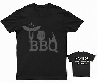 £11.95 • Buy Grill Bbq Svg Fathers Day BarBecue T-shirt