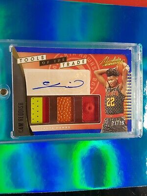 AU280 • Buy 2019-20 Absolute Cam Reddish Tools Of The Trade Rookie  Auto /25