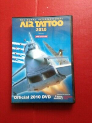 £8.99 • Buy The Royal International Air Tattoo 2010 Official DVD