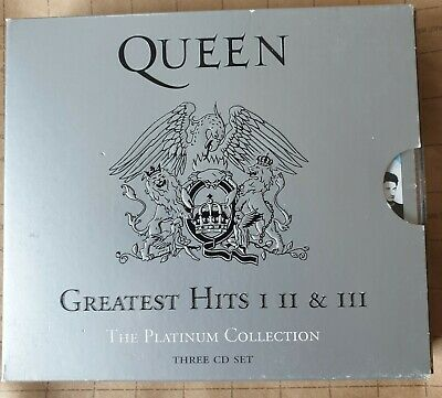 £7.50 • Buy Queen - Platinum Collection, Vol. 1-3 (2006) Near Mint Condition+Free Queen Key