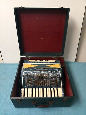 $ CDN409.13 • Buy A. Guerrini & Sons. 25/12 Student Size Piano Accordion Made In Italy