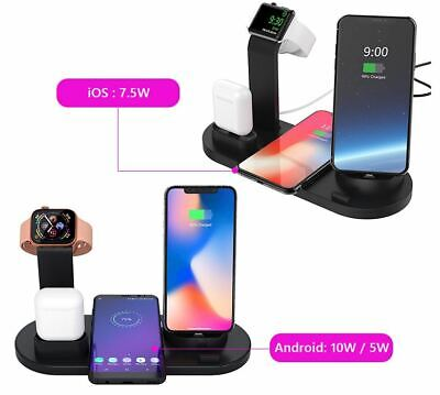 AU35 • Buy  Wireless Charger Dock Station/Micro/USB-C For IPhone/Apple Watch/Airpod/Samsung