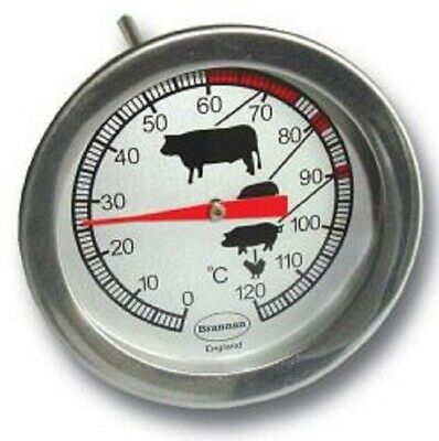 £6.95 • Buy Brannan Dial Thermometer Meat Roast [4018]