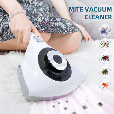 £36.99 • Buy Electric Mite Vacuum Cleaner Dust Removes Handheld Anti-Dust UV Hot Wind Drying