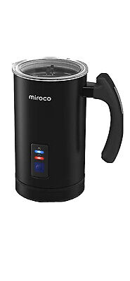 $18 • Buy Miroco Stainless Steel Milk Steamer, Milk Frother, Hot & Cold Milk Functionality