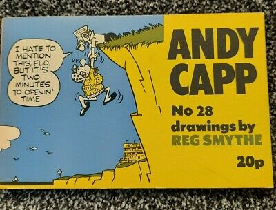 £5 • Buy Andy Capp No.28 A Mirror Group Publication  RegSmythe 1972 Good Condition