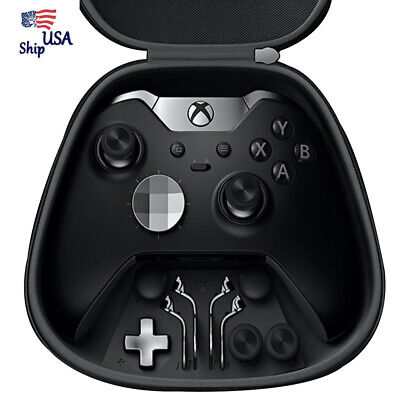 $125.99 • Buy Working For Microsoft Xbox One MODEL1698 Elite Series1 Controller Wireless Black