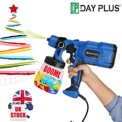 £35.07 • Buy Paint-Sprayer-Spray Gun Airless Electric 550W Home/Outdoor Wall Fence Car UK
