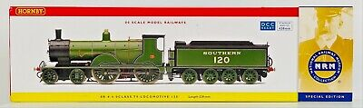 £109.99 • Buy Hornby 00 Gauge - R2690 - Nrm Lswr 4-4-0 Class T9 Locomotive '120' - Boxed