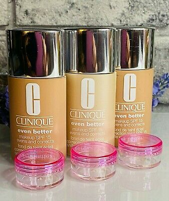 £4.99 • Buy Clinique Even Better  Foundation 5ml Samples