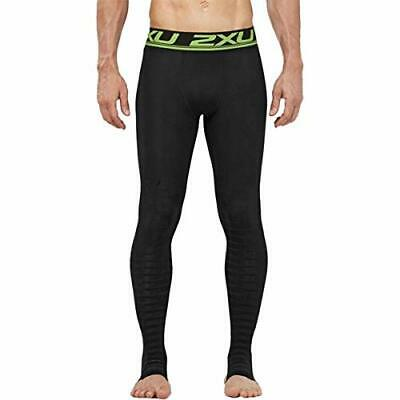 £120.99 • Buy 2XU Men's Elite Power Recovery Compression Tights Black/Nero XX-Large/Tall