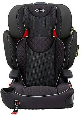 £56.90 • Buy Graco Affix High Back Booster Car Seat With ISOCATCH Connectors, Group 2/3......