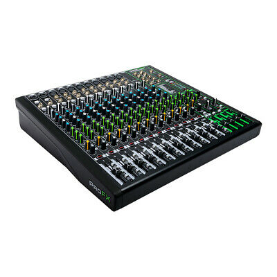 $1158.76 • Buy Mackie Profx16V3 16 Channels Effector Internal Organs With Usb Interface