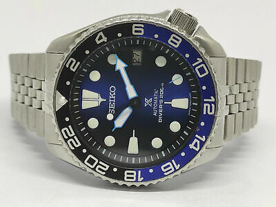 $ CDN192.15 • Buy Seiko Diver 7002-7001 Lovely Save The Ocean Mod Automatic Mens Watch Sn. 202386