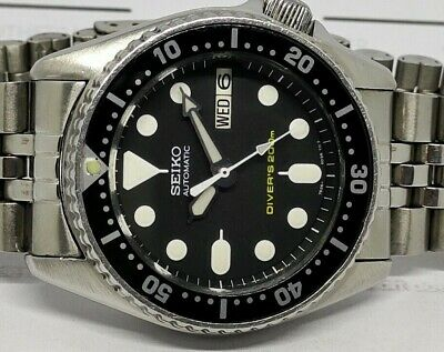 $ CDN337.57 • Buy Lovely Pre Owned Seiko 7s26-0030 Skx013k Automatic Mens Watch Sn 080101