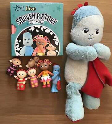 £35 • Buy IN THE NIGHT GARDEN Toy & Book Bundle, Music, Movement And Lights Iggle Piggle