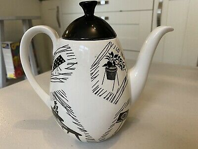 £149 • Buy Ridgway Retro Homemaker Coffee Pot 1950/1960s Sold By Woolworth's