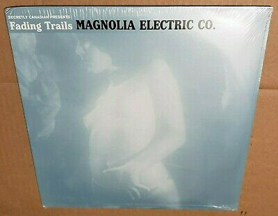 $35.99 • Buy NEW! Magnolia Electric Co  Fading Trails  Vinyl Record Secretly Canadian SEALED!