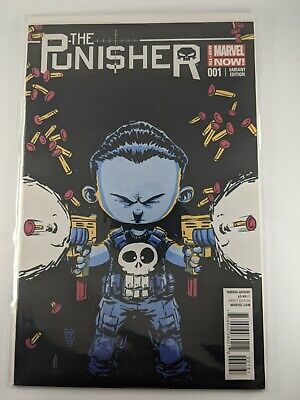 £2.85 • Buy The Punisher #1 (2014) -- Skottie Young Variant Cover