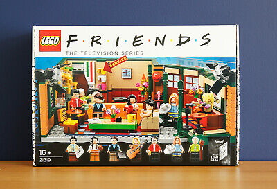 $83.41 • Buy LEGO 21319 Ideas Central Perk Friends TV Show Series - Brand New & Sealed