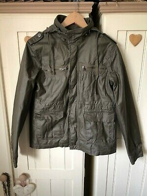 $5.50 • Buy Great Mens Coat From DKNY Jeans Size S