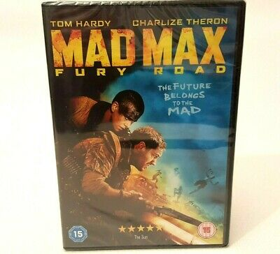 £2.30 • Buy Mad Max: Fury Road [2015] (DVD) Tom Hardy, Charlize Theron - PAL R2, New Sealed