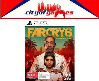 AU84.95 • Buy Far Cry 6 PS5 Game Brand New In Stock