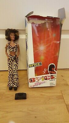 £14.95 • Buy Spice Girls Girl Power Mel B Scary 12  Doll 1997 & Part Box & Some Accessories