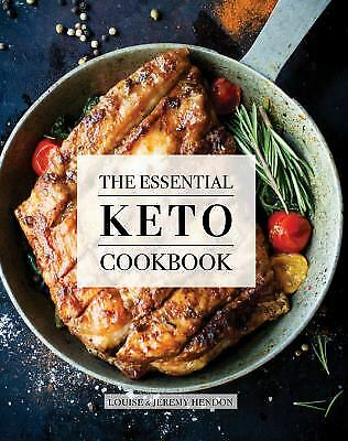 $5.15 • Buy The Essential Keto Cookbook: 105 Ketogenic Diet Recipes For Weigh