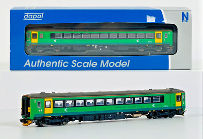 £89.99 • Buy Dapol N Gauge - 2d-020-001 - Class 153 Dmu Central Trains 153378 - Dcc Fitted