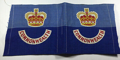 £9.99 • Buy Ww2 British Commonwealth Occupation Of Japan Badge British Formation Sign Patch