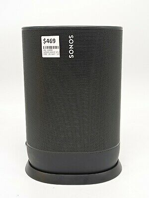 AU469 • Buy Sonos Move Portable Smart Bluetooth Speaker With Charger Dock - RRP$649