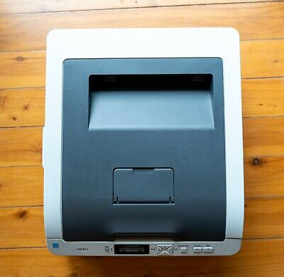 AU112.50 • Buy Brother HL-3075CW Wireless Colour Laser Printer With Toner