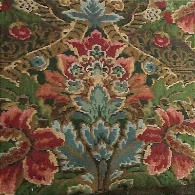 £9.99 • Buy VICTORIAN STYLE TAPESTRY UPHOLSTERY FABRIC 47cm(L) X 140cm(W)