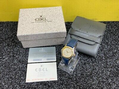 £599.99 • Buy Ebel 187902 Sports Classique Steel And 18ct Yellow Gold 2 Tone Gent's Watch
