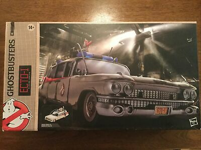 £39.57 • Buy ECTO-1 Model 1:18 Scale Hasbro Ghostbusters ECTO 1 GHB Plasma Series NEW Sealed
