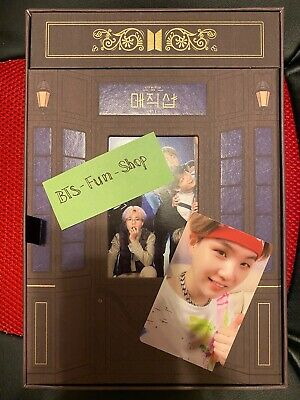 $219.99 • Buy BTS 5th Muster DVD Full Set With Suga Photocard