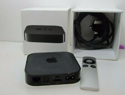 AU28.01 • Buy Apple TV 3rd Generation A1469 Boxed