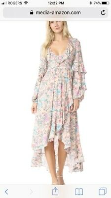 AU263.99 • Buy Spell And The Gypsy Collective Sayulita Dress NWT XS