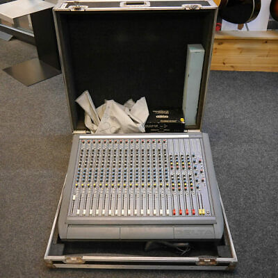 £307 • Buy Soundcraft Delta 200 16 Channel Mixer W/Case - 2nd Hand **COLLECTION ONLY**