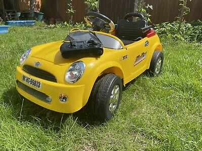 £60 • Buy Mini Cooper Electric 12v Ride-On Car Remote Control Cash And Collect Nw101HR