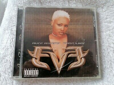 £0.80 • Buy Eve - Let There Be Eve Ruff Ryders First Lady CD Album