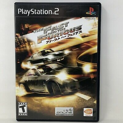 £11.50 • Buy The Fast And The Furious - Sony PlayStation 2 PS2 Game - Complete W/ Manual