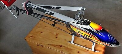 £850 • Buy Align T-Rex 700E DFC HV GPro Flybarless RC Helicopter Largerthan 450 500 600 650