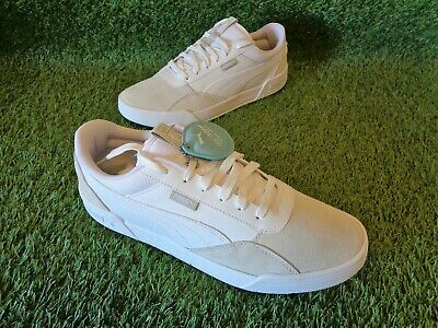 AU59.99 • Buy Puma C-skate White Shoes Us Size 10 New In Box